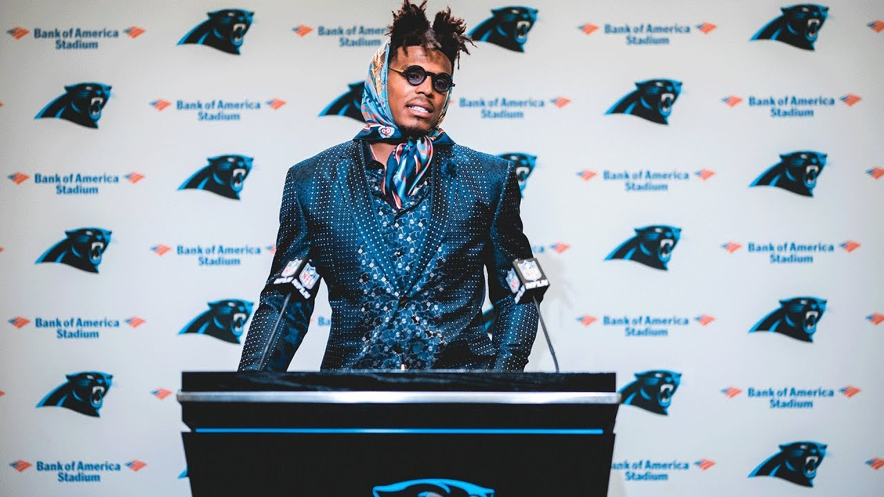 Cam Gay pastor rebukes nfl star cam newton for being 'dressed like a