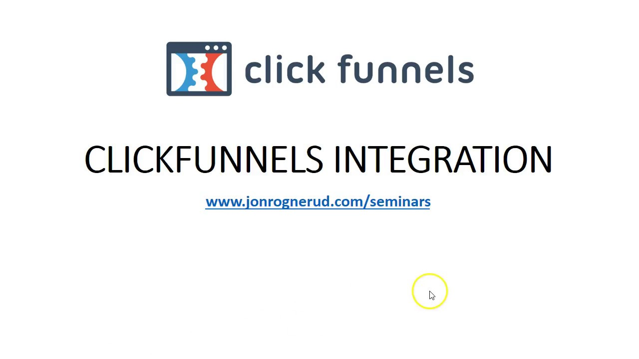 How To Integrate Clickfunnels With Shopify, 3rd Party Tools
