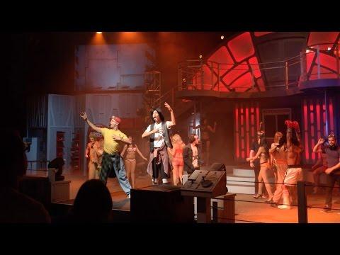 Bill & Ted's Excellent Halloween Adventure HHN 26 Universal Orlando 2016