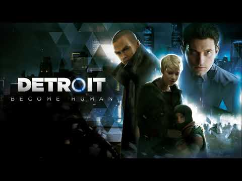 Detroit Become Human OST - Connor Chase Music