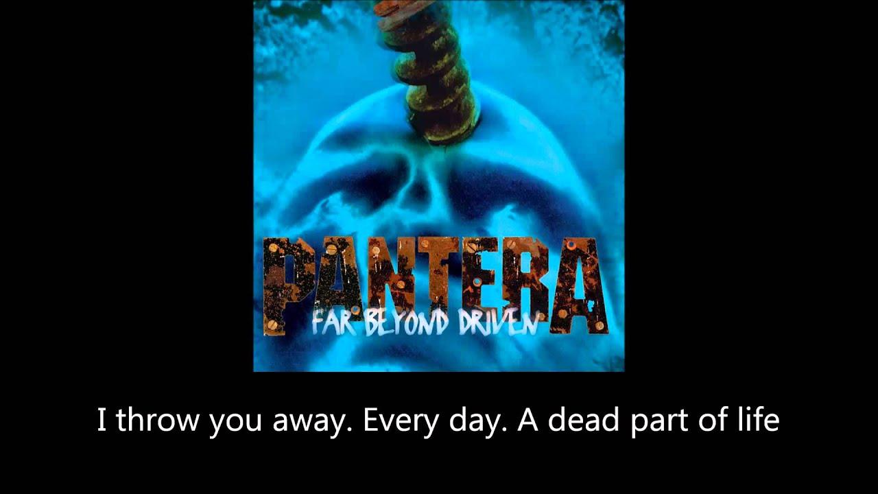 Pantera hollow meaning ist echt