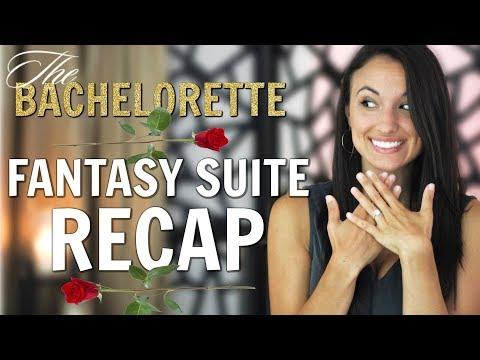 Bachelorette Hannah B Fantasy Suite Recap