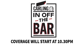 Carling In Off The Bar - West Bromwich Albion v Chelsea - The Post-Match