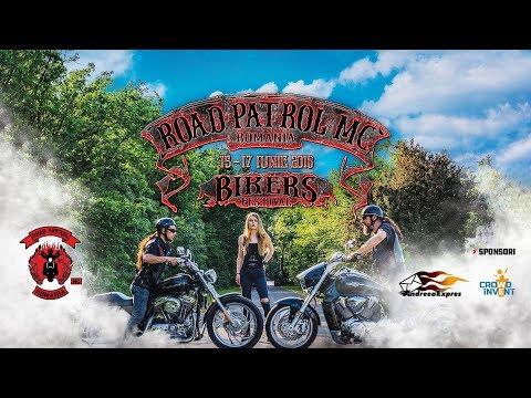 Road Patrol MC Romania Bikers Festival 2018 - Rezumat