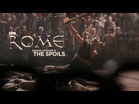 """HBO Rome - S01E11 """"The Spoils"""" - Arena Scene [HD 1080P]"""