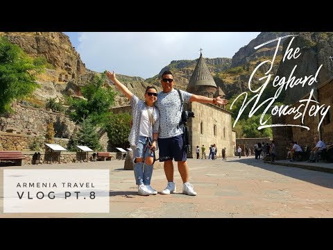 GEGHARD - The Petra of Armenia | ARMENIA TRAVEL VLOG Series Part 8