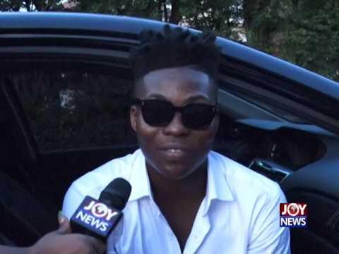 Travel more for promotions - Reekado Banks tells Ghanaian artistes
