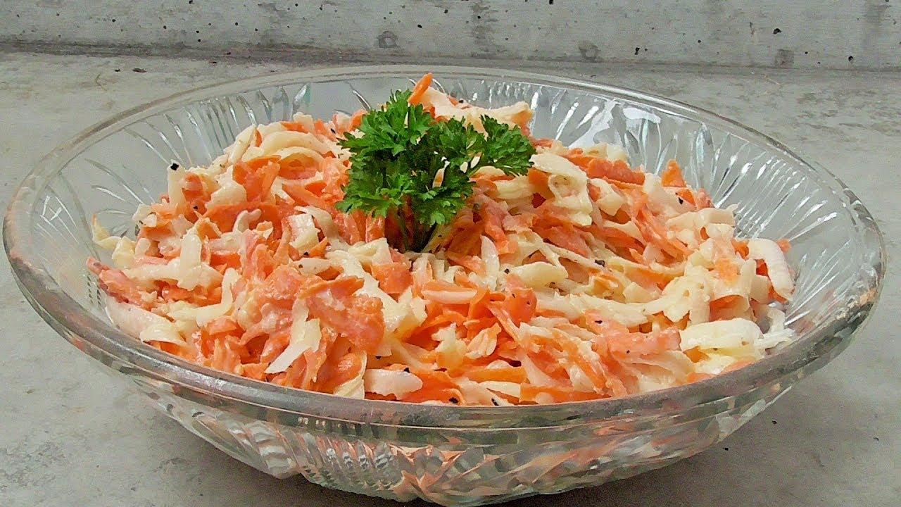 Suröwka z kalarepy i marchewki  /Kasia ze slaska gotuje