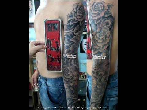 Bits tay hình xăm đẹp-Sói Hoang Tattoo--võthanhbình