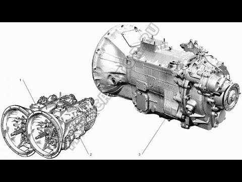Ремонт и рестайлинг ЯМЗ КПП-238вм 2 часть.