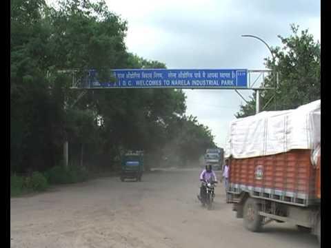 Industrial Aera  / Narela Delhi