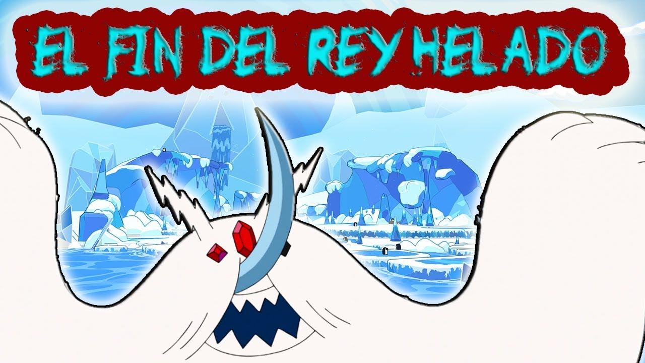 El Fin Del Rey Helado Nueva Miniserie Nuevo Capitulo Nuevo Juego