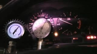 давление масла на прогретом двигателе М73