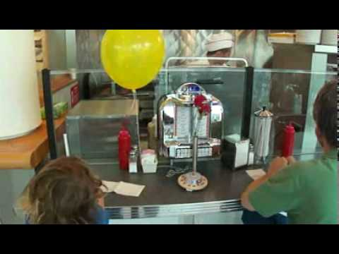 Great Falls Construction Gorham Maine completes Johnny Rockets at the Maine Mall