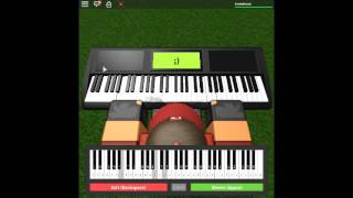 U.N. Owen Was Her - Touhou by: ZUN on a ROBLOX piano. [Variation]