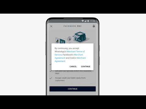 WhatsApp : How To Set Up Merchant Payments? (Brazil)