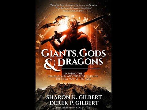 Gods, Giants & Dragons, Resurrection of the Nephilim, Entrance to the Netherworld, Derek P. Gilbert