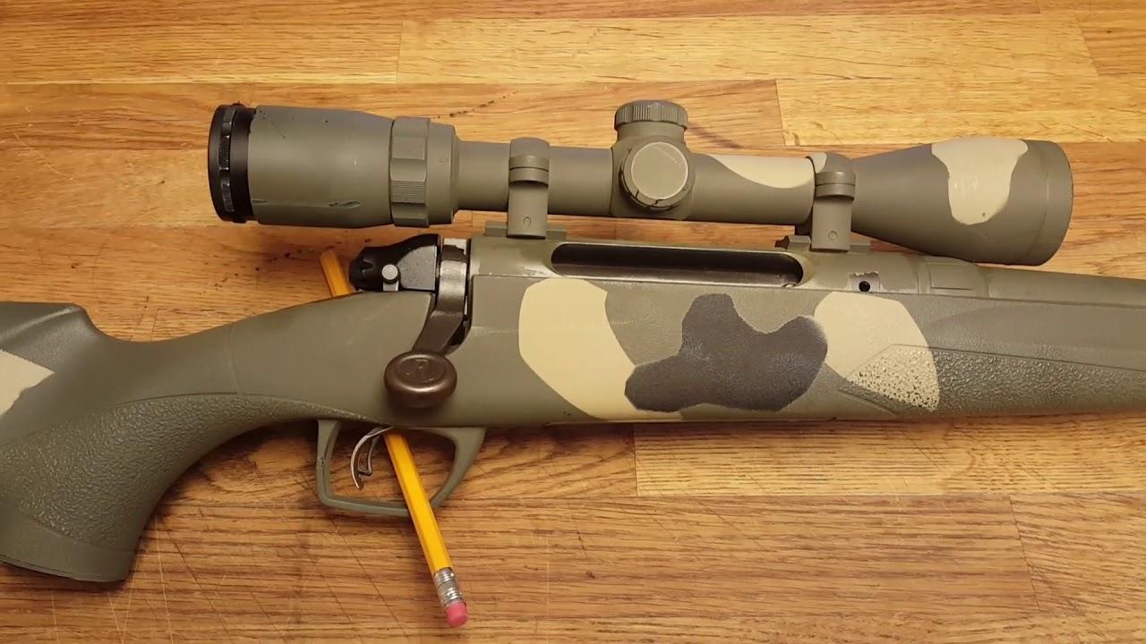 Remington 783: 4 year review