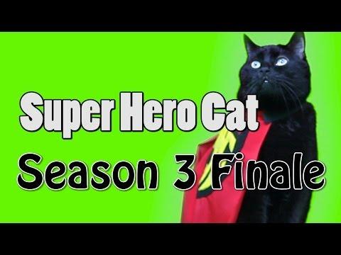 N2 the Talking Cat S3 Ep10 - Super Hero Cat Saves Kona Part 2