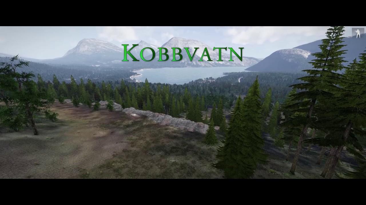 Kobbvatn - New Arma 3 Map Trailer