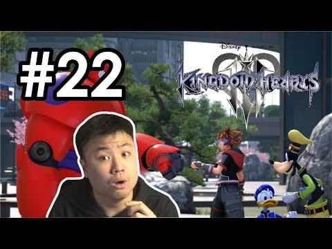 BAYMAX LEBIH DARI SEBUAH ROBOT !! - Kingdom Hearts 3 [Indonesia] PS4 #22