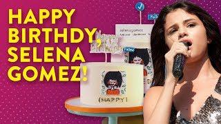 Selena Gomez's Instagram Inspired Birthday Cake | Genius Kitchen