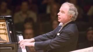 Mozart   Sonata B flat Major K.570 1st Mov.  Schiff