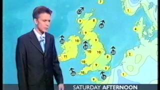Repeat youtube video BBC Weather 14th January 2005