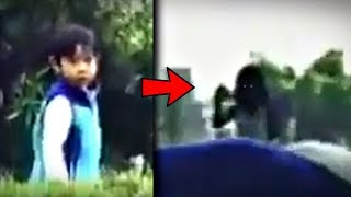 5 Creepy Videos To Keep You Up At Night