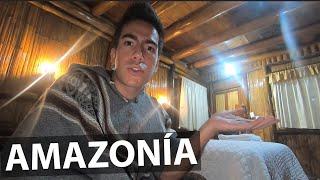 Mi PRIMERA VEZ en la Amazonía