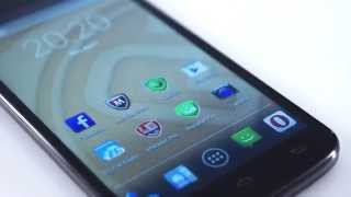 Prestigio MultiPhone 7600 video review - smartphone.bg (Bulgarian Full HD version)