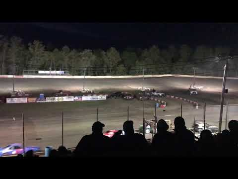 Hilltop Speedway - Ministock - Heat 1 - 5/10/19