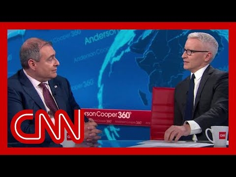 Lev Parnas' entire interview with Anderson Cooper (part 1)