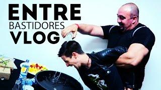 ENTRE BASTIDORES | CHILE - VLOG 2 CMF '15