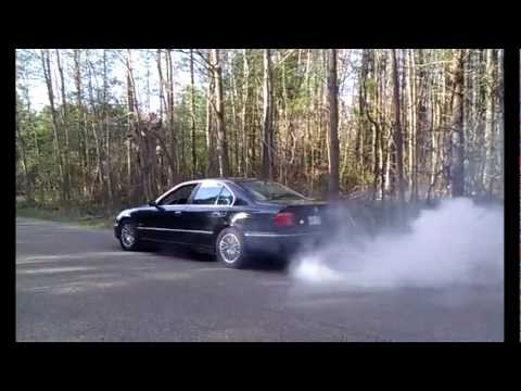 How to pass SMOG Emissions Test - Seafoam BMW 540i e39 before and after / Brennkammer reinigung