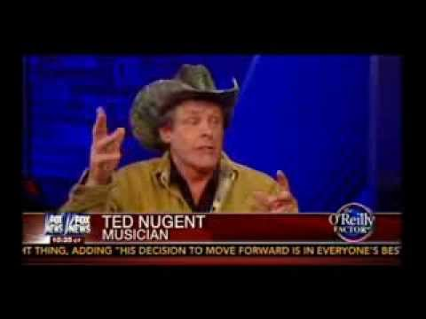 Bill O'Reilly Interviews Ted Nugent