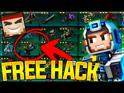 *FREE* Pixel Gun 3D HACK/MOD 17.7.0   Android/iOS  Max Level All Guns All Pets & 999,999 Coins/Gems!