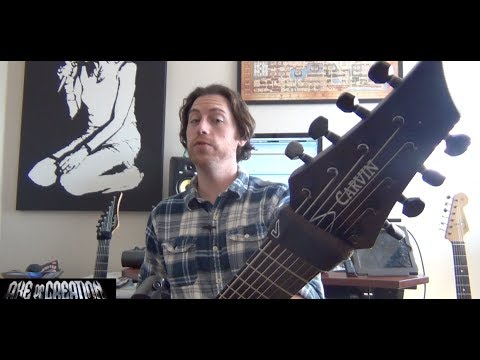 8 String Guitar Chord Voicings