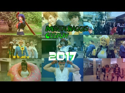 2017 Cosplay Compilation Music Video - Magic/The Beginning