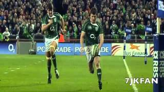 Brian O'Driscoll - Best Of All Time