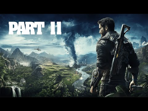 JUST CAUSE 4 RELOADED PART 11 - Training: Special Delivery (PC)  