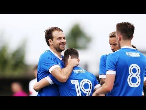Pre-Season 2017/18: Bognor Regis Town 0-2 Portsmouth