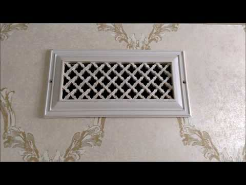 Majestic Vent Covers Ribbon Grille