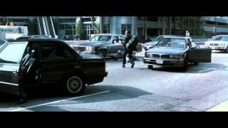 """Ограбление банка - эпизод из художественного фильма """"Схватка"""""""