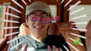 Việt Nam tươi đẹp l Hải Triều, Quang Bảo và Hòa Minzy chèo thuyền hái trái cây | VNTD l HTV Web