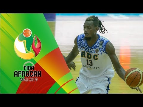 Dem. Rep. Of Congo v Nigeria - Full Game - FIBA AfroCan 2019