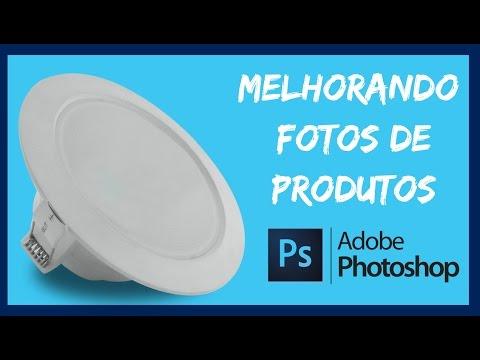 Retoque em Fotos de Produtos para Catálogo no Photoshop
