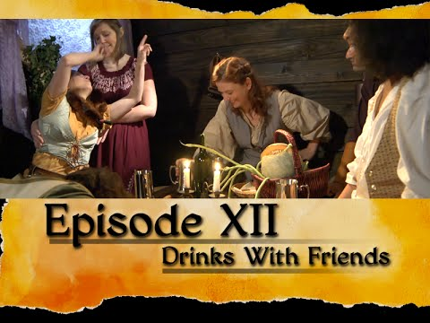 Suspension of Disbelief: Episode 12, Drinks With Friends