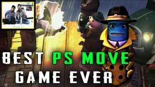 BEST PS3 MOVE GAME EVER!! Diggs NightCrawler HD