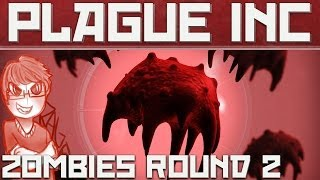 Plague Inc Evolved: Frozen Zombie Horde Covert Tactics!